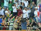 Drama im Olympiapark in Rio - eine Panoramakamera stürzt mitten in einer Menschenmenge ab. (Foto)