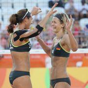 Brasiliens Volleyballer zum dritten Mal Olympiasieger- China auch (Foto)