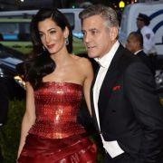 Sie werden Eltern! Amal Clooney soll tatsächlich schwanger sein (Foto)