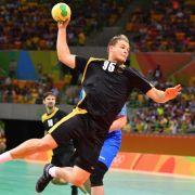 Deutsche Handball-Männer gewinnen Olympia-Bronze - Dänemark Gold (Foto)