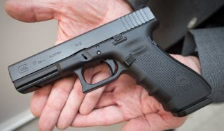Mit einer Glock 17 wie der hier abgebildeten tötete David Ali Sonboly am 22. Juli neun Menschen in München. (Foto)