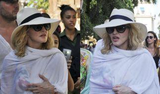 Madonna feiert auf Kuba ausgiebig ihren Geburtstag. (Foto)