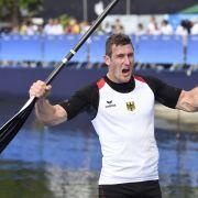 Sebastian Brendel: Gold im Canadier-Einer über 1.000 Meter