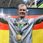Fabian Hambüchen: Gold am Reck
