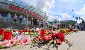 In einem Münchner Einkaufszentrum tötete ein Amokläufer im Juli 2016 neun Menschen und erschoss sich anschließend selbst. (Foto)