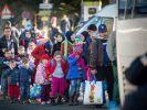 Laut einer Studie haben Flüchtlinge mehr Ähnlichkeiten mit AfD-Wählern als gedacht. (Foto)