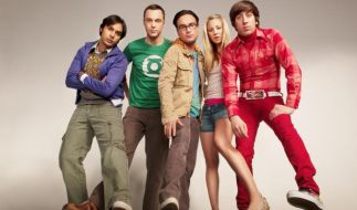 """Im Herbst startet die 10. Staffel der Erfolgsserie """"The Big Bang Theory"""". (Foto)"""