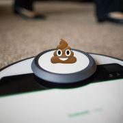 Kack-okalypse! Roboter verteilt Hundekot in der ganzen Wohnung (Foto)