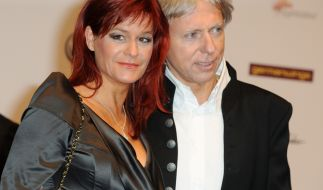 Seit neun Jahren verheiratet: Andrea Berg und Ulrich Ferber. (Foto)