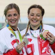 Natürliches Olympia! Schamhaarpflicht für Englands Rad-Mädels (Foto)