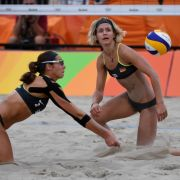 Beachgirl-Duo Ludwig/Walkenhorst feiert Gold (Foto)