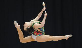 Die Olympia-Wettkämpfe in der rhythmischen Sportgymnastik starten am 19. August 2016. (Foto)
