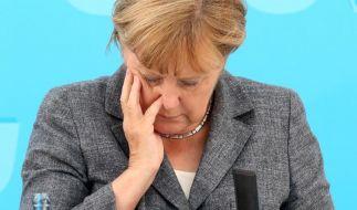 Kanzlerin Angela Merkel stellt sich der Wiederwahl als CDU-Vorsitzende. (Foto)