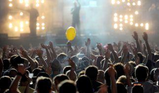 """35.000 Besucher werden beim diesjährigen """"Highfield-Festival"""" erwartet. (Foto)"""