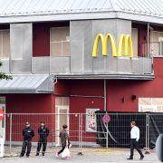 Münchner Attentäter übte Blutbad mit 100 Schuss (Foto)