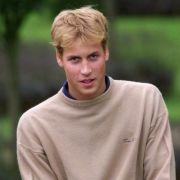 Ziemlich spießig, der gute Prinz William.