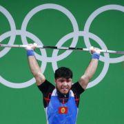 Wegen Dopings: Gewichtheber muss Olympia-Bronze abgeben (Foto)