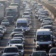 Stau am Wochenende! Diese Autobahnen sind jetzt voll (Foto)