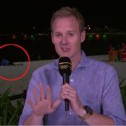 Live im TV! Paar hat Sex am Strand (Foto)