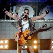 Die Vergewaltiger kommen - und der Volks-Rock'n'Roller ist hocherfreut (Foto)