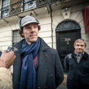 Sherlock Holmes auferstanden von den Toten (Foto)