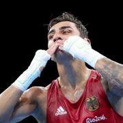 Artem Harutyunyan: Bronze im Boxen, Halbweltergewicht (64 kg)