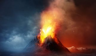 In den Anden wartet ein Supervulkan auf seinen nächsten Ausbruch. (Foto)