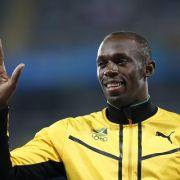Alles unfreiwillig! Usain Bolts Rio-Seitensprung schämt sich zu Tode (Foto)