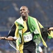 Seitensprung? Usain Bolt vergnügt sich mit DREI Frauen (Foto)
