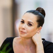 Weniger Make-up und cleane Looks: Mandy Grace Capristo hat ihren Stil gefunden.