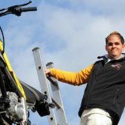 Verunglückter Hochseilartist Johann Traber findet sein Happy End (Foto)