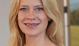 Powerfrau Caroline Peters. (Foto)