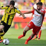 3:0 für den BVB! Borussia Dortmund schlägt Halleschen FC (Foto)