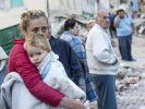 Zerstörte Existenzen: Vom Ort Amatrice ist nach dem Beben der Stärke 6.2 kaum noch etwas übrig. (Foto)