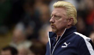 Boris Becker motzt über zu viel Fußball im TV. (Foto)