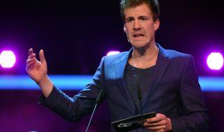 """Comedian Luke Mockridge gibt Moderation von """"NightWash"""" ab. (Foto)"""