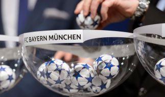 Die Auslosung der Gruppenphase zur UEFA Champions League 2016/17. (Foto)