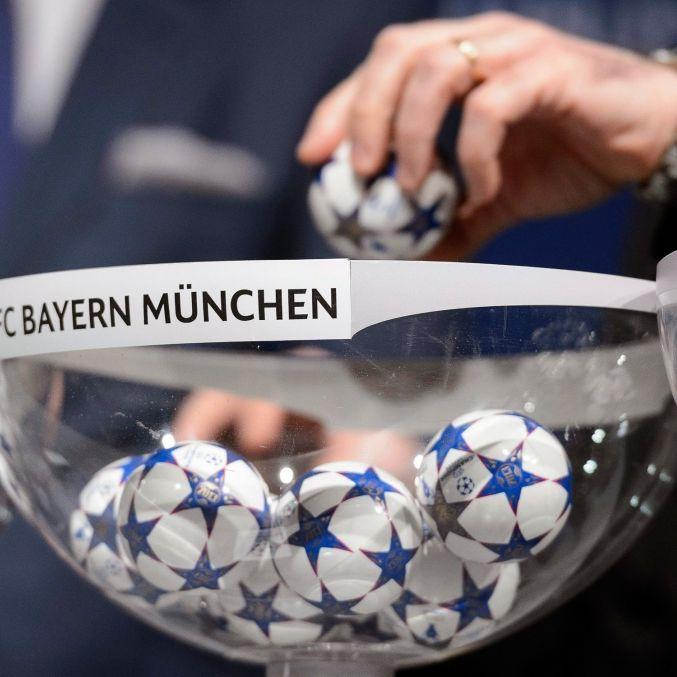 Atlético-Revanche für Bayern! Alle Gruppen hier in der Übersicht (Foto)