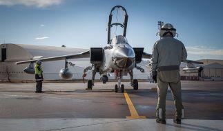 """Laut Medienberichten will die Bundeswehr unter anderem ihre """"Tornados"""" aus der Türkei abziehen. (Foto)"""