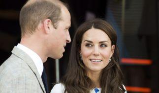 William und Kate besuchten in Luton gleich mehrere soziale Einrichtungen. (Foto)