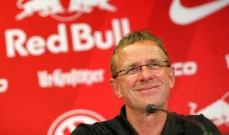 RB Leipzigs Sportdirektor Ralf Rangnick. (Foto)