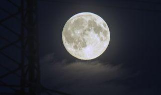 Die Erde hat einen zweiten Mond. (Foto)