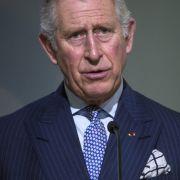 Und auch im Alter sind Prinz Charles' Lauscher nicht kleiner geworden - im Gegenteil!