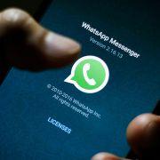 WhatsApp will mehr Daten mit Facebook teilen (Foto)