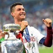 Cristiano Ronaldo ist Europas Fußballer des Jahres (Foto)