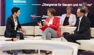 AfD-Politikerin Beatrix von Storch verwickelt sich in Widersprüche. (Foto)