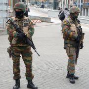 Terror-Angst! Bombenanschlag auf Polizeigebäude in Brüssel (Foto)