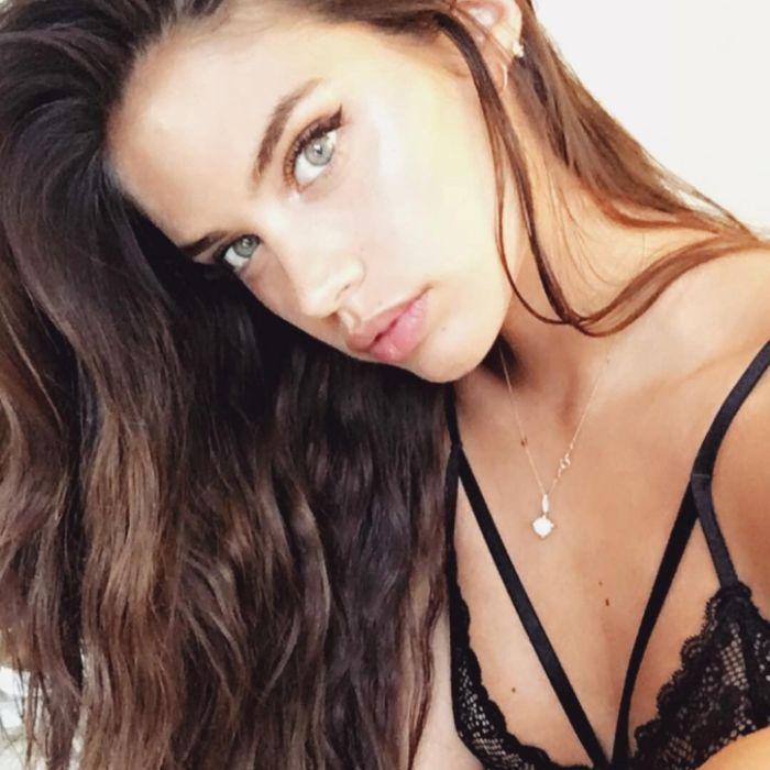 """""""Victoria's Secret""""-Model ist stinksauer über Oben-Ohne-Fotos (Foto)"""