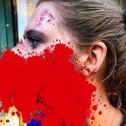 17-Jährige schockt das Internet mit Horror-Make-up (Foto)