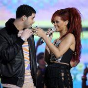 Was läuft da mit On-Off-Freund Drake? (Foto)